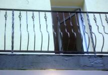 Balustrada Balcon 1101