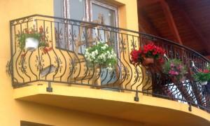 Balustrada balcon 801