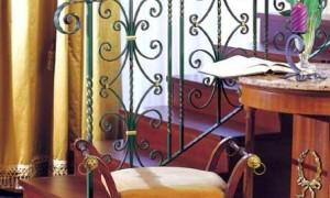 balustrada fier forjat 1501