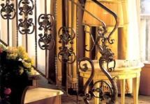 balustrada fier forjat 1801