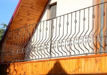balcon forjat